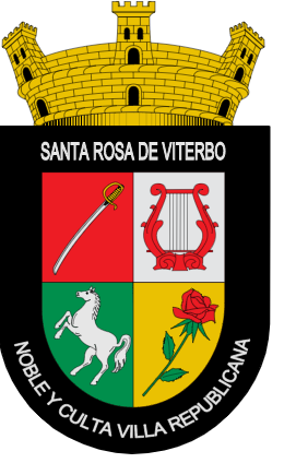 escudo santa rosa