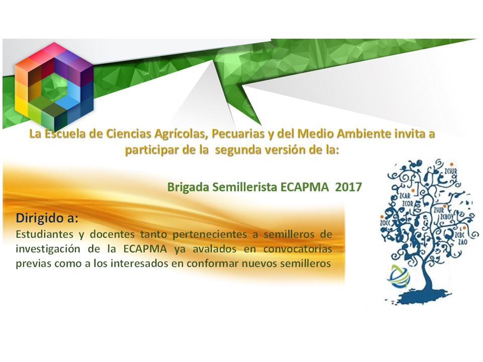 Brigada Semillero 2017