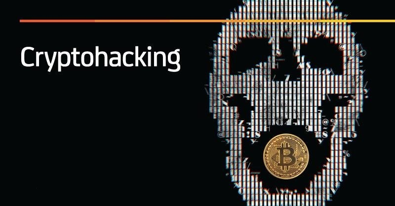 Cryptohacking