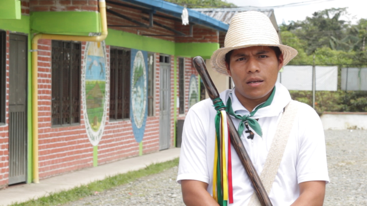 GOBERNADOR DEL CABILDO INDIGENA EL GRAN SABALO COMUNIDAD AWA