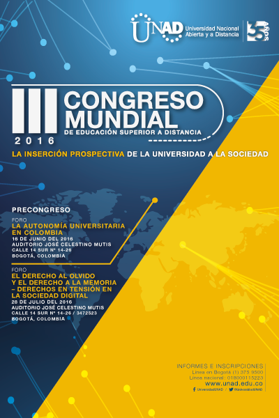 afiche congreso EaD