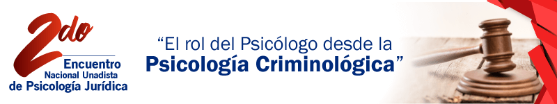 EL ROL DEL PSICÓLOGO DESDE LA PSICOLOGÍA CRIMINOLÓGICA