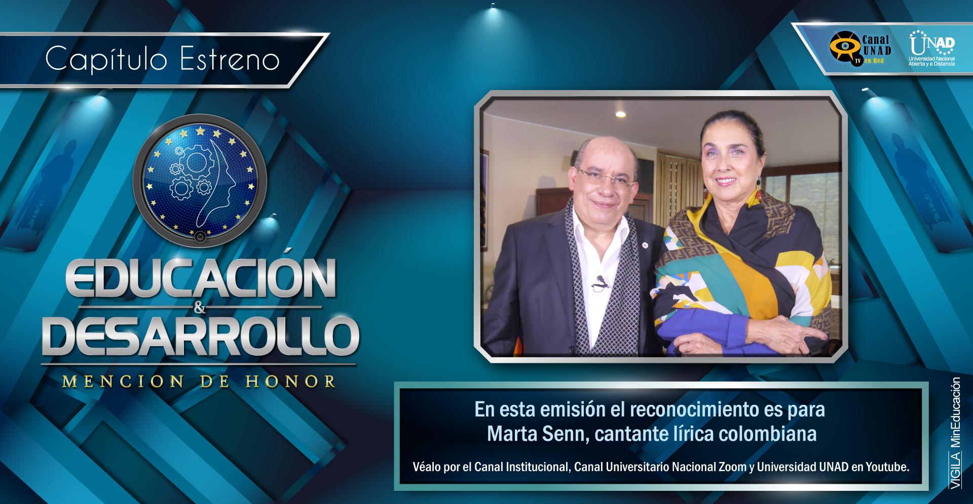PROGRAMA EDUCACIÓN DESARROLLO 2 Marta Senn 1 Lanzamiento PORTAL TV