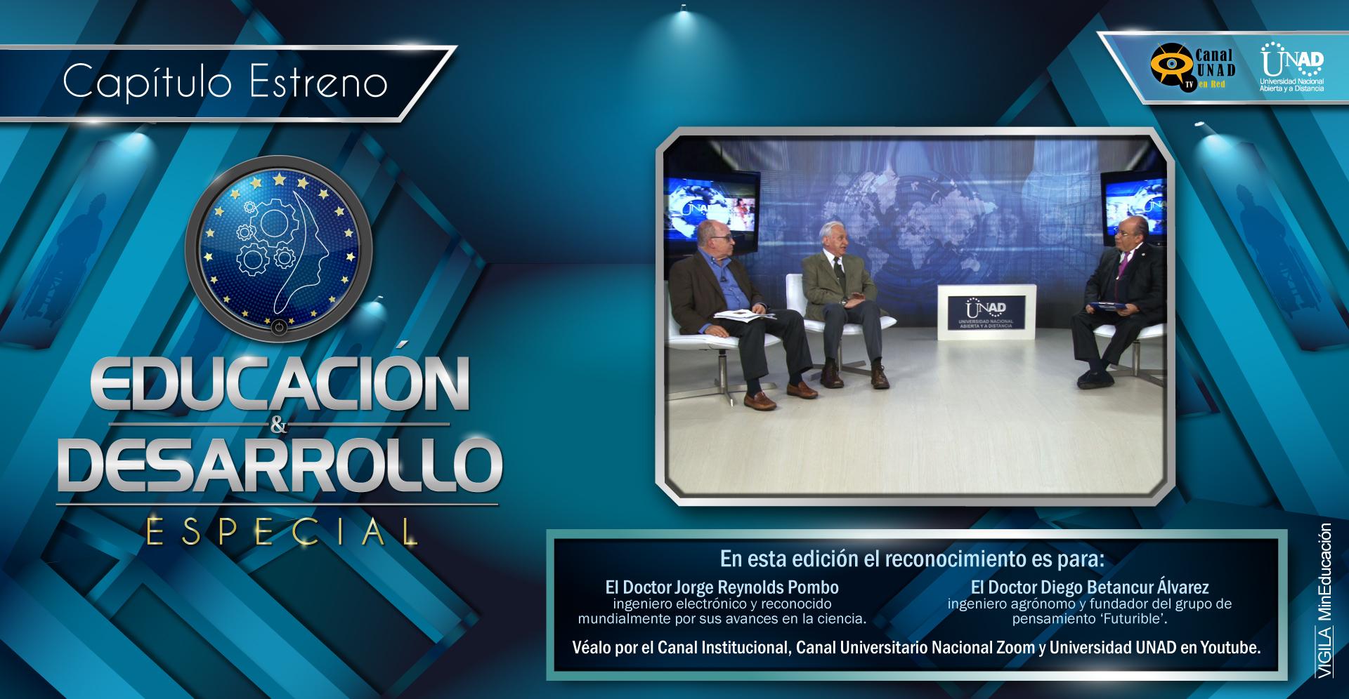 PROGRAMA EDUCACIÓN DESARROLLO 4 Especial Investigadores I PORTAL TV
