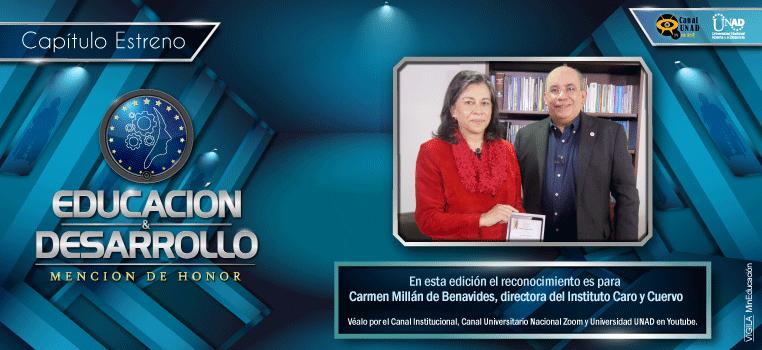 PROGRAMA EDUCACIÓN DESARROLLO banner web 27 julio 2018