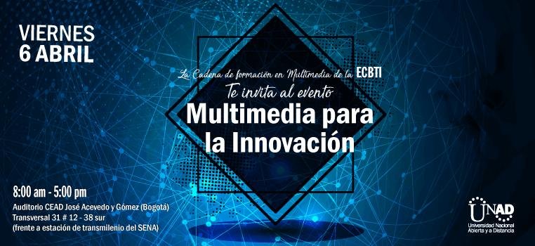 ECBTI Multimedia para la Innovacion WEB UNAD