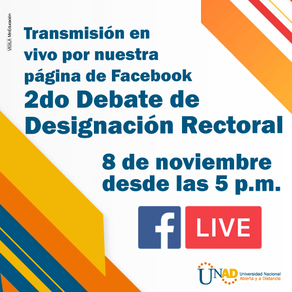 REDES 2do debate de designacion
