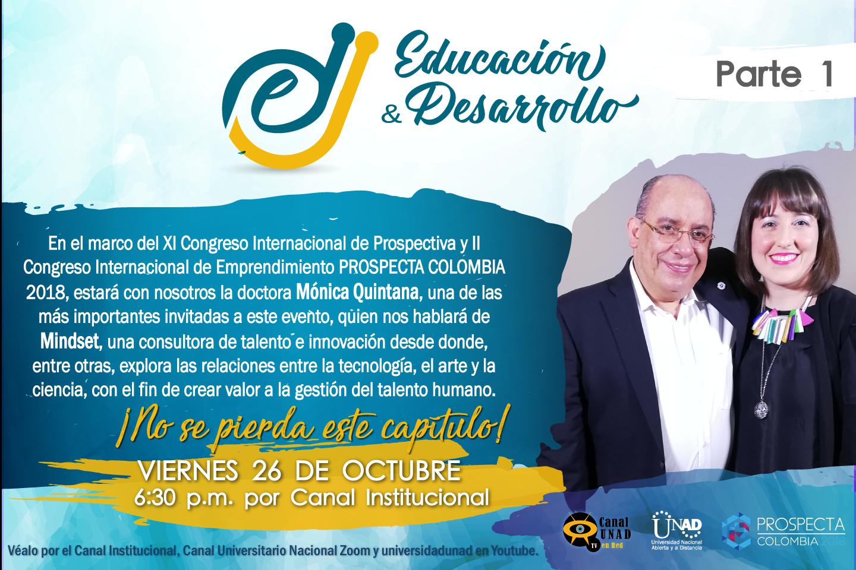 PROGRAMA EDUCACIÓN DESARROLLO T3 3 PUBLIMAIL Y REDES Mónica Quintana