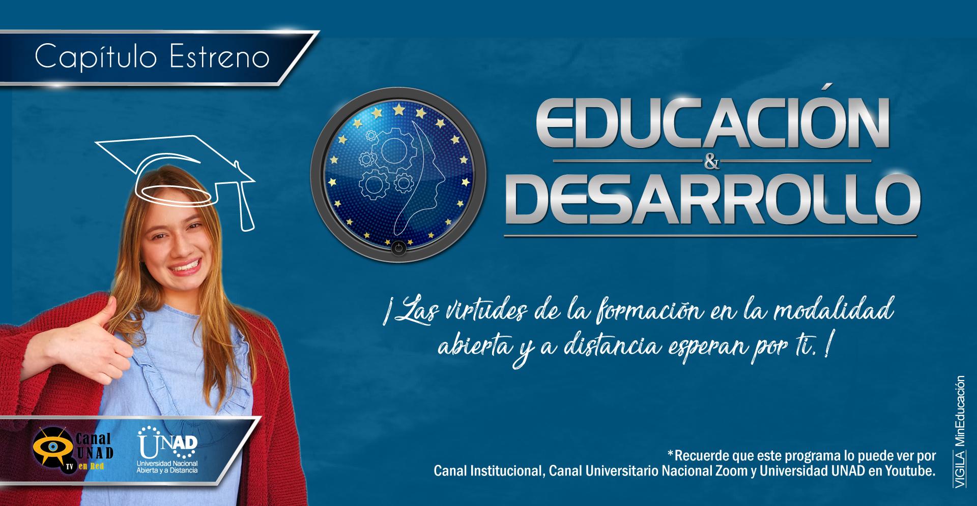 EDUCACIÓN DESARROLLO OFERTA ACADEMICA TV