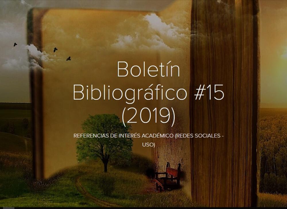Boletín e Biblioteca 1