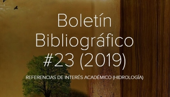 Boletín Bibliográfico 23