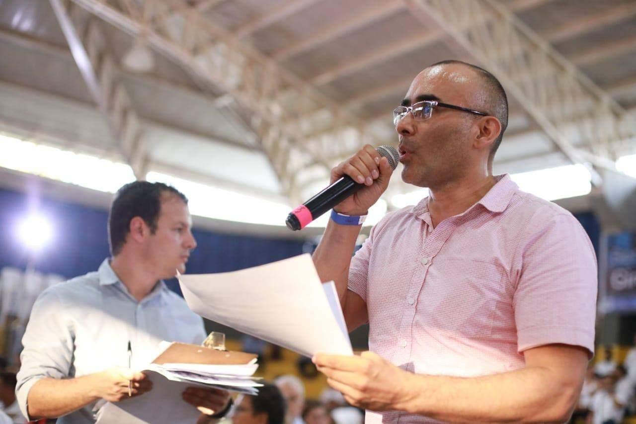 Intervención Director CEAD Girardot