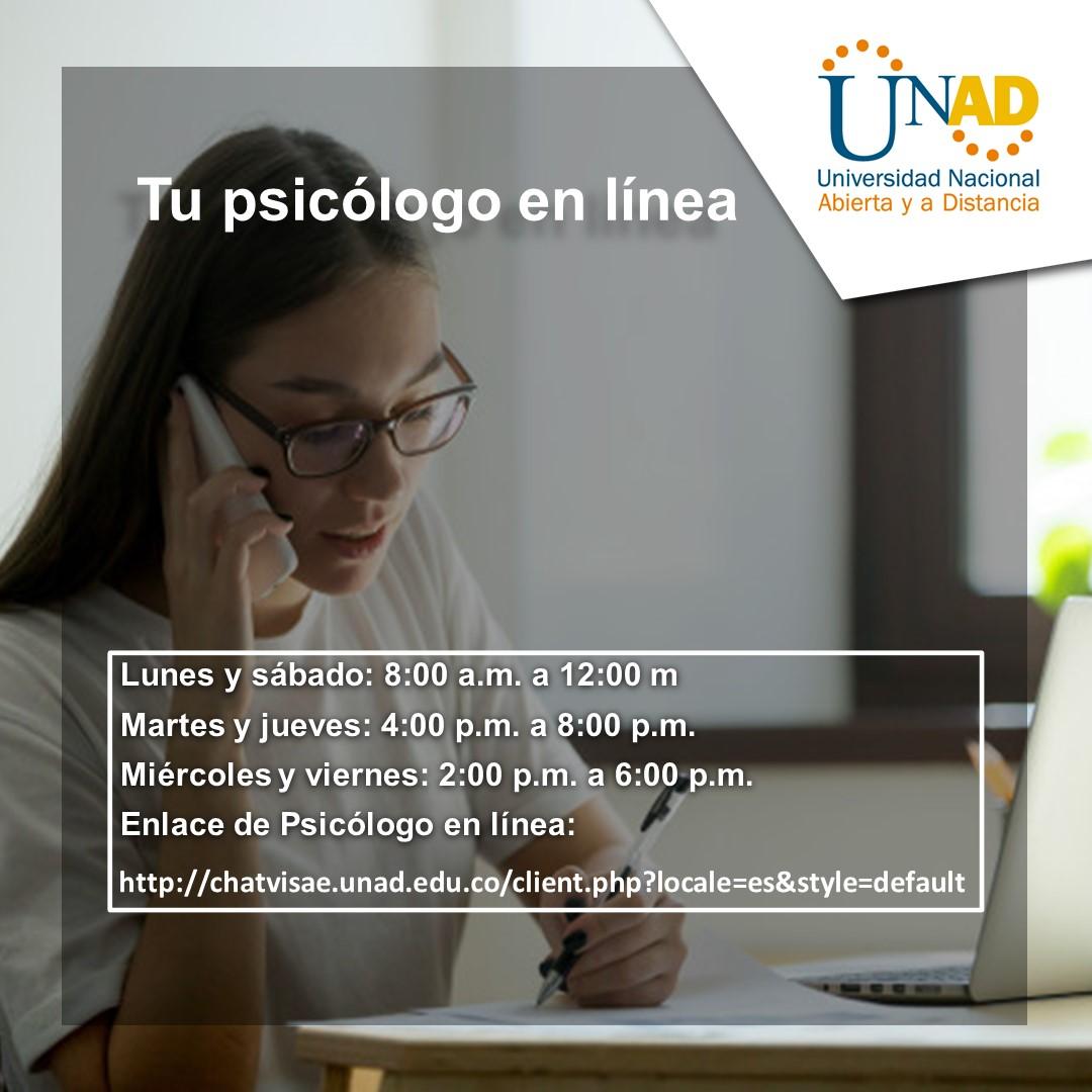 Tu psicólogo en línea