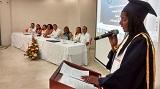 Grados con inclusión social se vivieron en la UNAD Zona Caribe