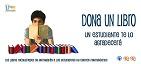 campaña de donación de libros para estudiantes del INPEC