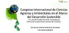 Congreso Internacional de Ciencias Agrarias y Ambientales en el Marco del Desarrollo Sostenible