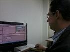 Corresponsales de Cundinamarca se  capacita en  edición de video en Bogotá