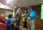UNAD en Bogotá  y Cundinamarca  firma convenio con medios comunitarios