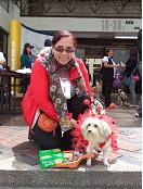 UNAD Bogotá celebra el primer festival canino