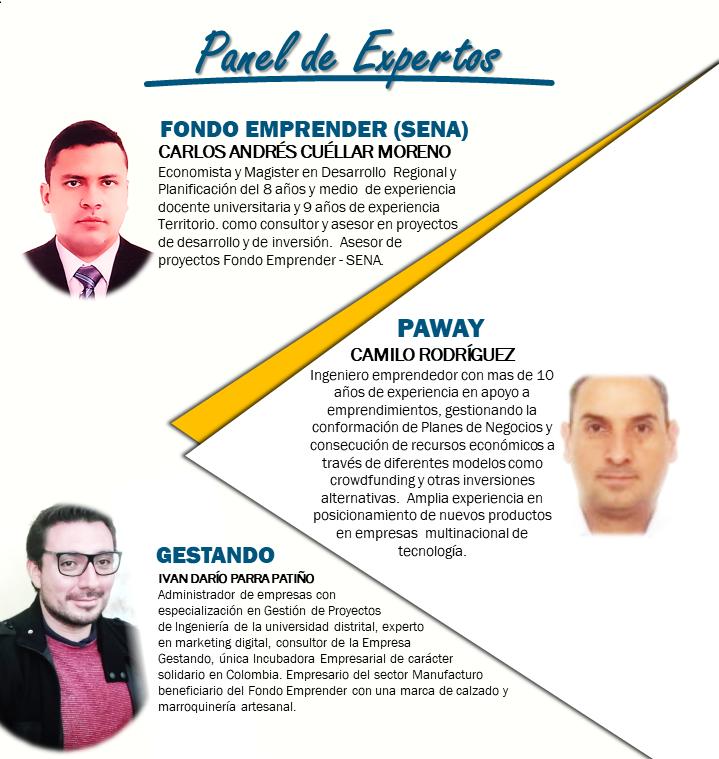 Contender Panel de Expertos