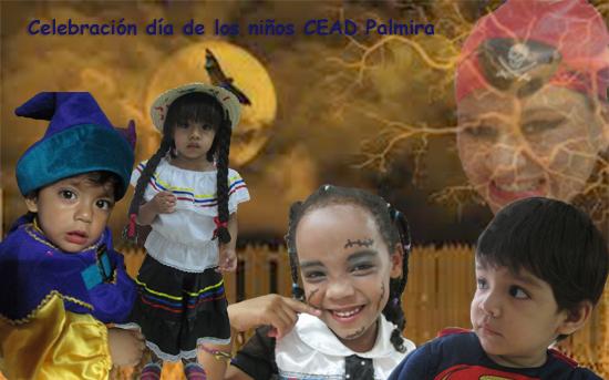 Palmira celebró fiesta de los niños y las niñas