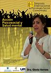Dra. Gloria Herrera Vicerrectora de Medios