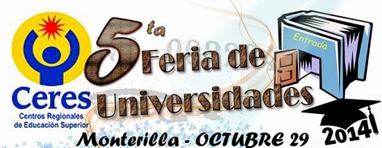 5ta. Feria de Universidades