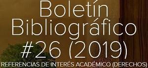 Boletin 26 2019