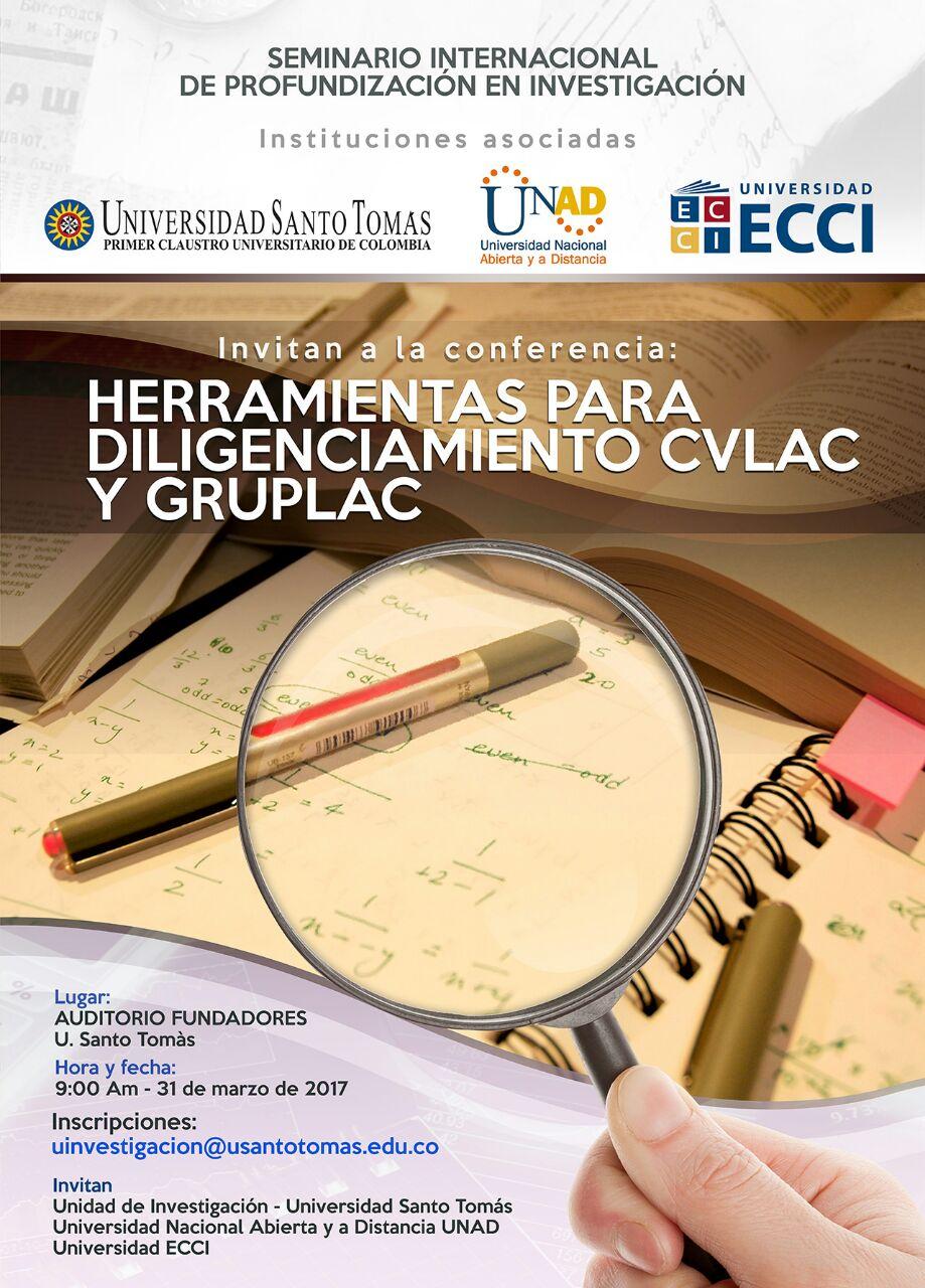 Invitación PreConferencia Seminario