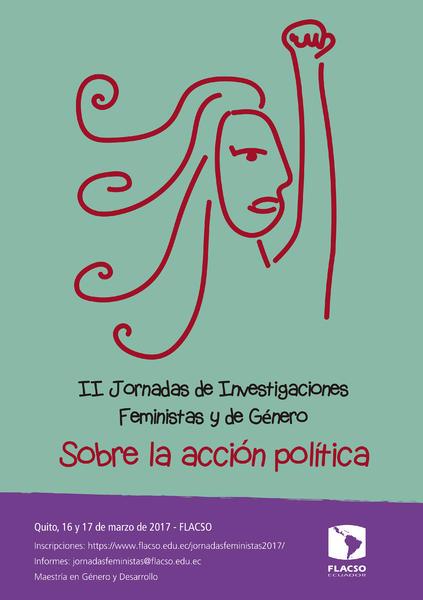 Poster convocatoria FLACSO